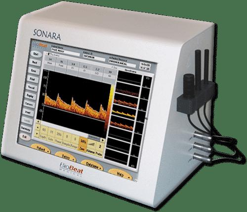 Sonara TCD Machine - End of Life Transcranial Doppler