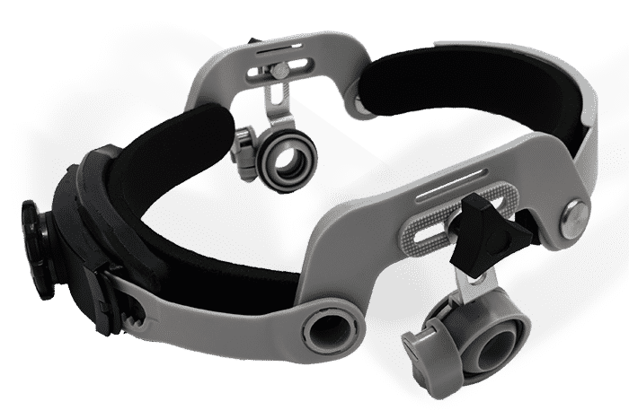 Dolphin Monitoring Headset with Quick Lock
