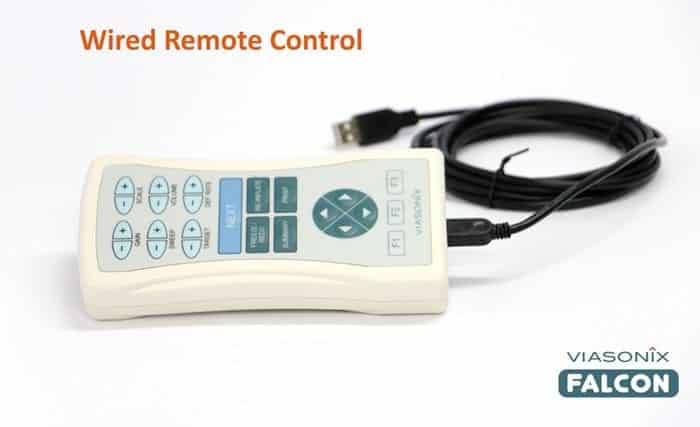 Wired Remote Control for Falcon Products