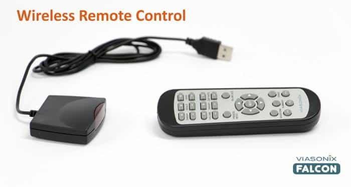 Wireless Remote Control for Falcon Products